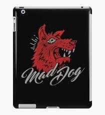 MAD DOG iPad Case/Skin