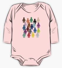 United Colors of Minifig One Piece - Long Sleeve