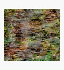 Watercolor Pattern 4 Photographic Print