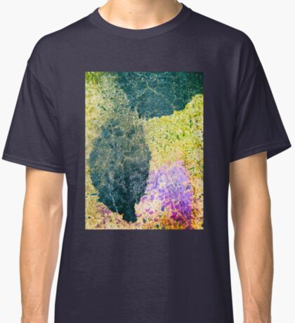 Black drip Classic T-Shirt