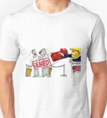 Muslim ban Unisex T-Shirt