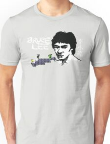 Gaming [C64] - Bruce Lee Unisex T-Shirt