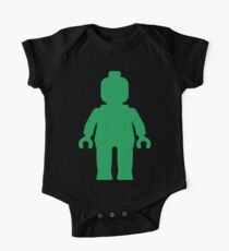 Minifig [Large Green] Kids Clothes