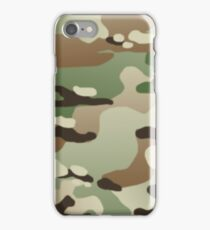 U.S. Military: New Camouflage Pattern iPhone Case/Skin