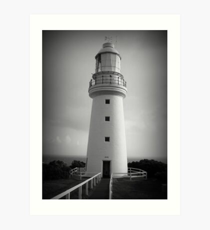 Cape Otway Lighthouse, Victoria, Australia Art Print