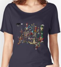 EUROPA UNIVERSALIS - National Personifications Map - 1444 Women's Relaxed Fit T-Shirt