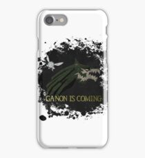 Ganon is Coming iPhone Case/Skin
