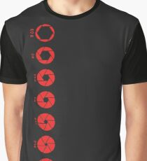 Aperture Scale Graphic T-Shirt