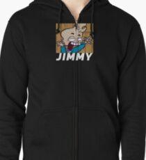JIMMY Zipped Hoodie