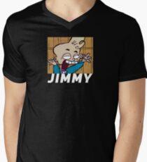 JIMMY Men's V-Neck T-Shirt