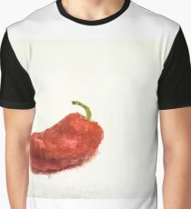 Red Pepper Graphic T-Shirt