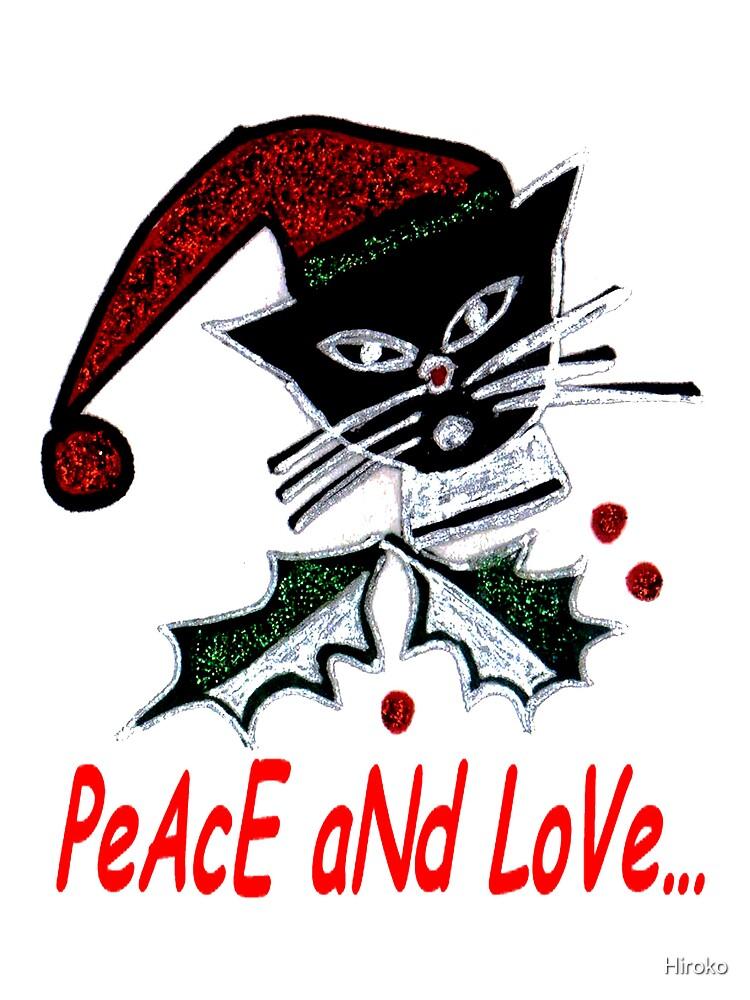 Kitty's Christmas by Hiroko