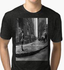 Fearless Girl Tri-blend T-Shirt