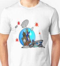 Rose Tyler Meets Captain Jack Harkness T-Shirt