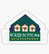 North Bottoms UNL Sticker