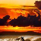 Sunset Surfari by MikeBJ