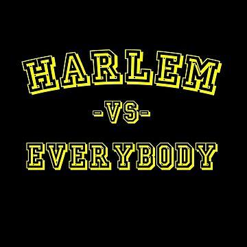 Harlem vs Everybody by ArtBae