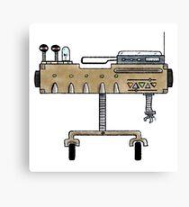 'MINDY Robot Canvas Print