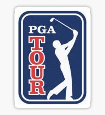 PGA Tour Sticker