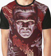 Frankenstein- Classic Graphic T-Shirt