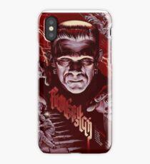 Frankenstein- Classic iPhone Case/Skin