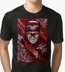 Frankenstein- Classic Tri-blend T-Shirt