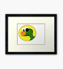 Dino Framed Print