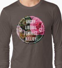 Angry Liberal Feminist Killjoy T-Shirt