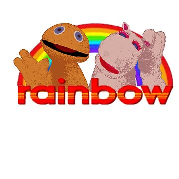 Rainbow's Zippy & George by spaceman300