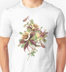 Vintage Spring Flowers. T-Shirt