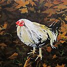 Cockerel by Carrie Jackson