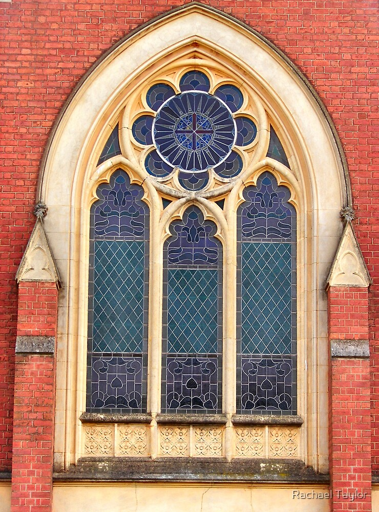 Church Window by Rachael Taylor