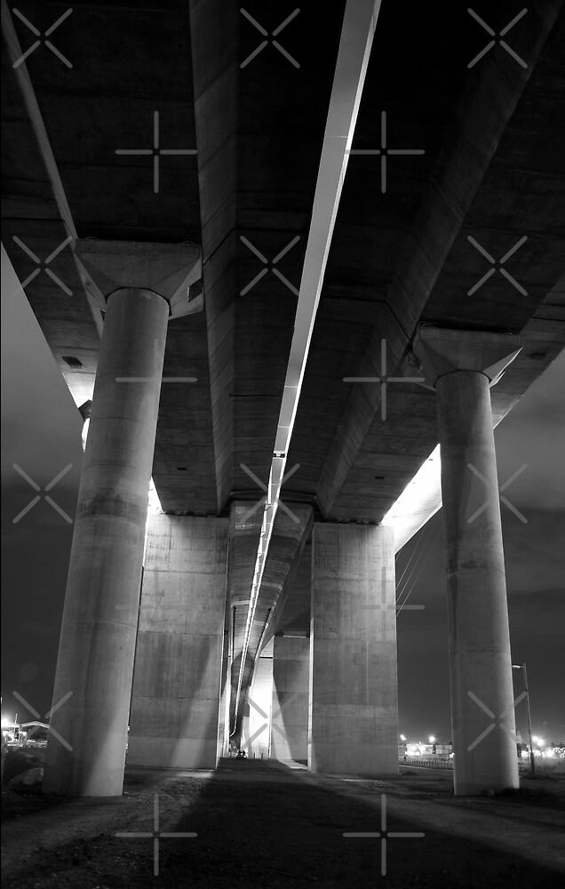 Under the Bolte Bridge 3 by Lumière Unique |  Unique Light
