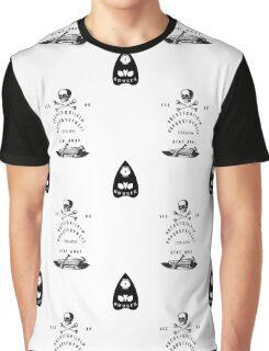 Secret Society Talking Board Graphic T-Shirt
