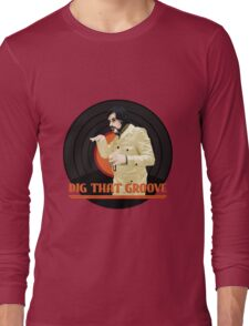 Dig that groove - Legion Long Sleeve T-Shirt