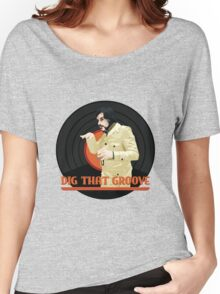Dig that groove - Legion Women's Relaxed Fit T-Shirt