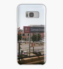 Cermak-Chinatown Stop Samsung Galaxy Case/Skin