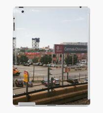 Cermak-Chinatown Stop iPad Case/Skin