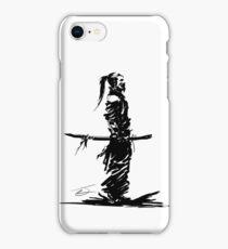 Samurai Ink  iPhone Case/Skin