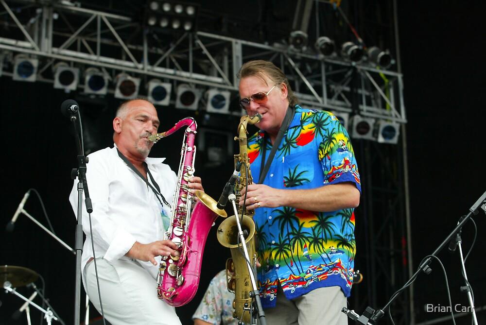Wilbur and Joe by Brian Carr