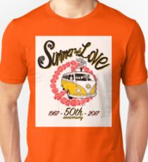 Summer of Love 50th Anniversary T-Shirt