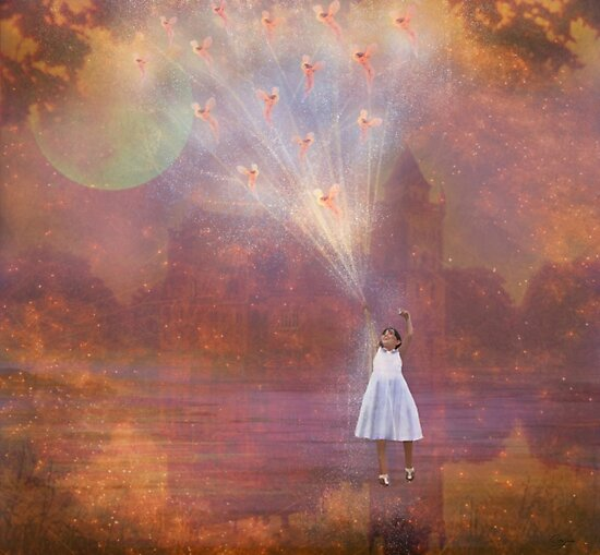 Off To Fairyland (By Way Of Fairyloons) by Carrie Jackson