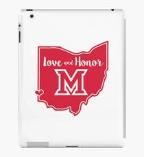 Miami - Oxford - Love and Honor iPad Case/Skin
