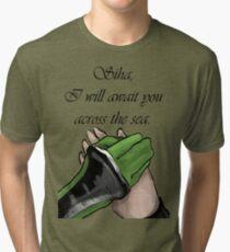 Siha Tri-blend T-Shirt