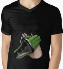 Siha Mens V-Neck T-Shirt