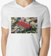 Silicon Valley Mens V-Neck T-Shirt