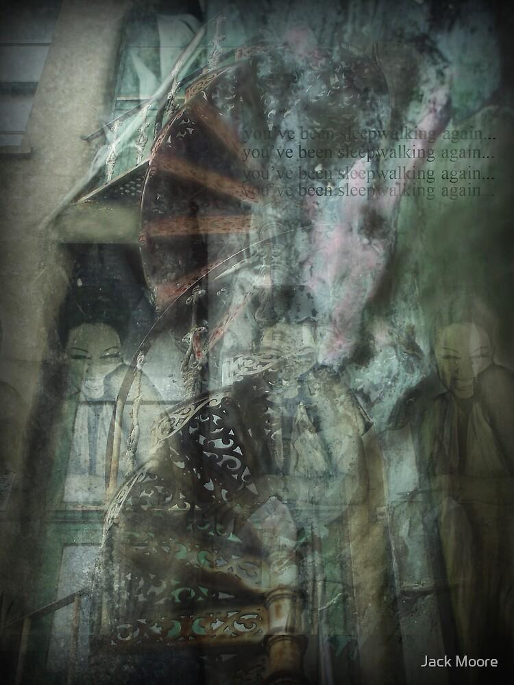 sleepwalking by Jack Moore