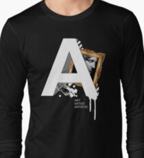 A IS FOR ART Long Sleeve T-Shirt