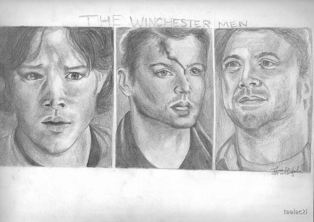 Winchester Men by teelecki