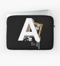 A IS FOR ART Laptop Sleeve